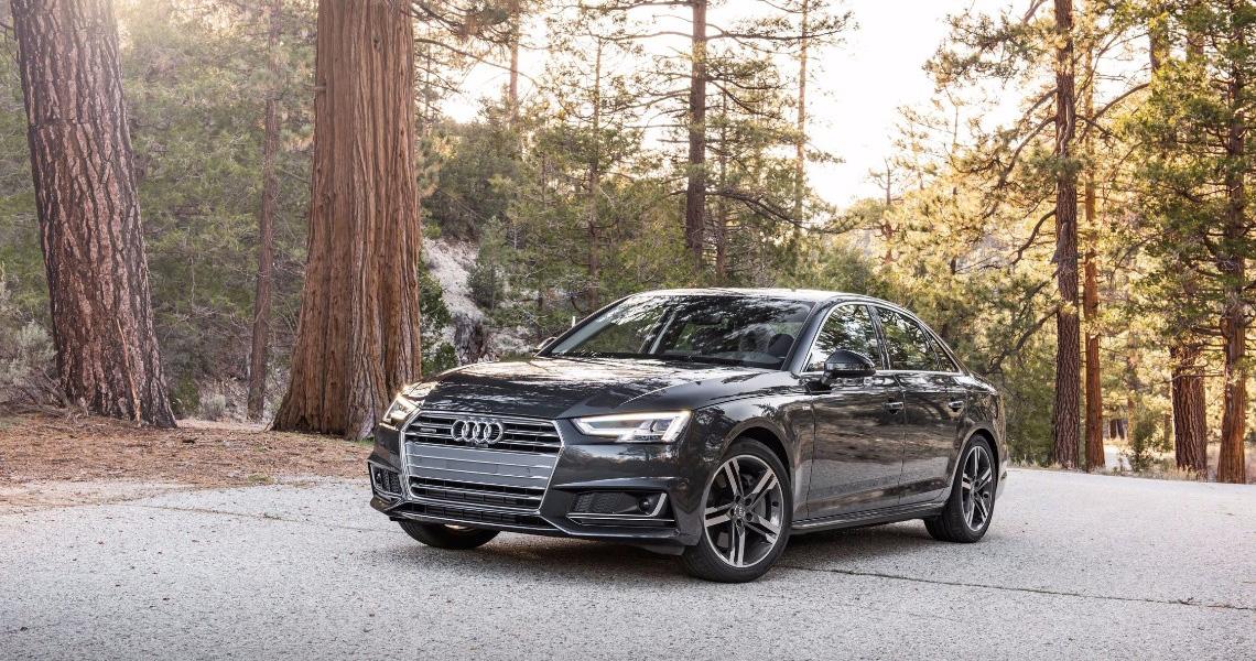 Audi A4 B9 S-Line #5