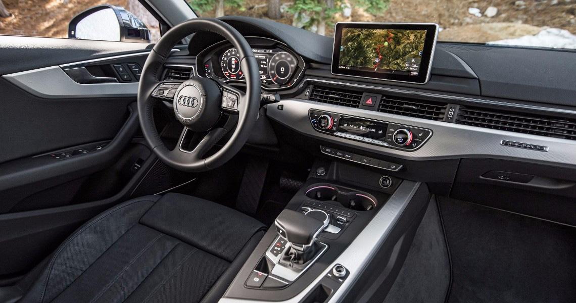 Audi A4 B9 S-Line #9
