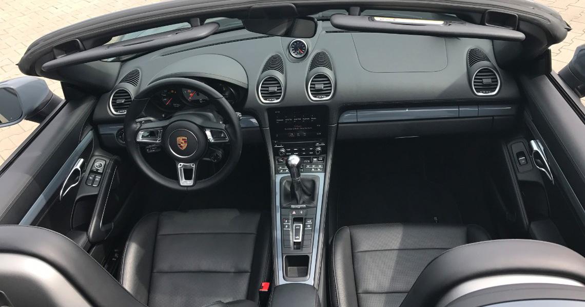 Porsche Boxster S #10