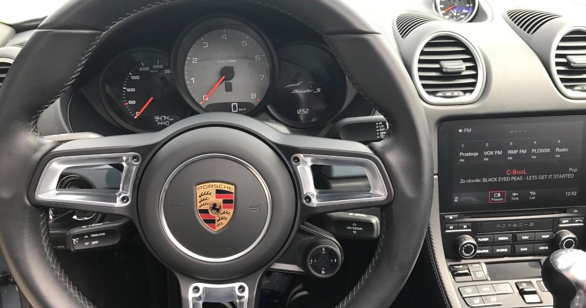 Porsche Boxster S #11