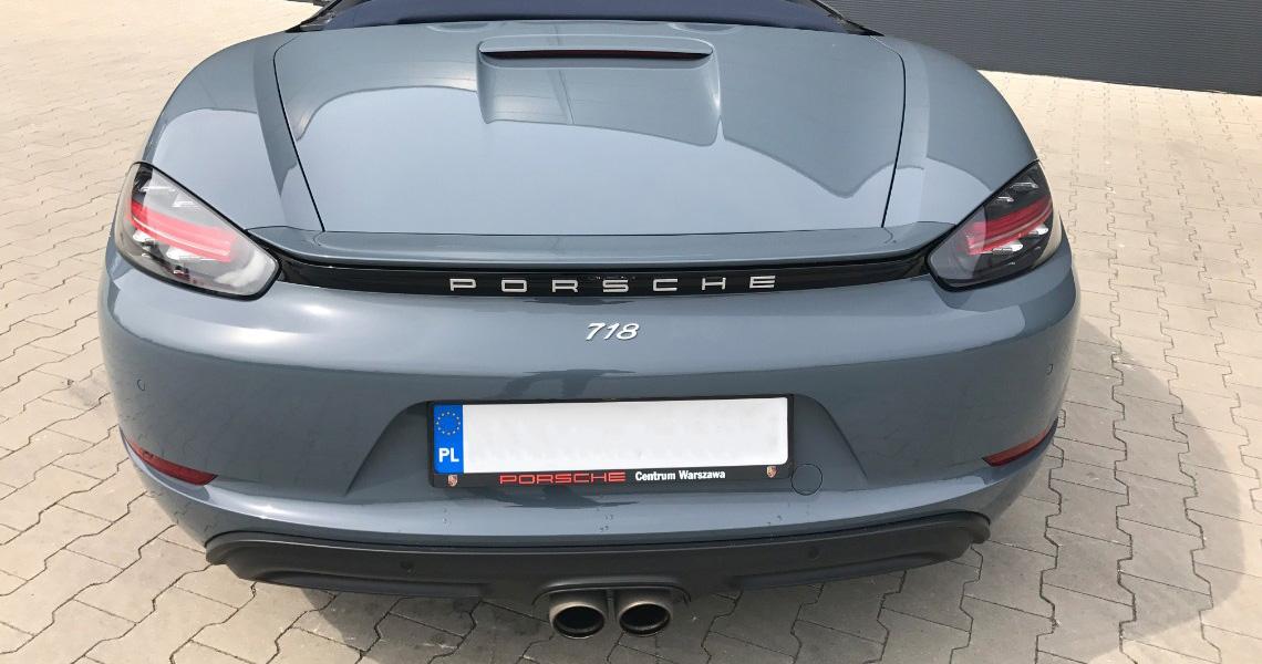 Porsche Boxster S #6