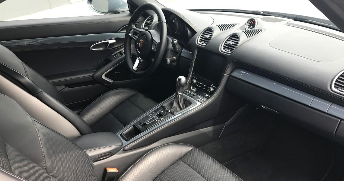 Porsche Boxster S #8
