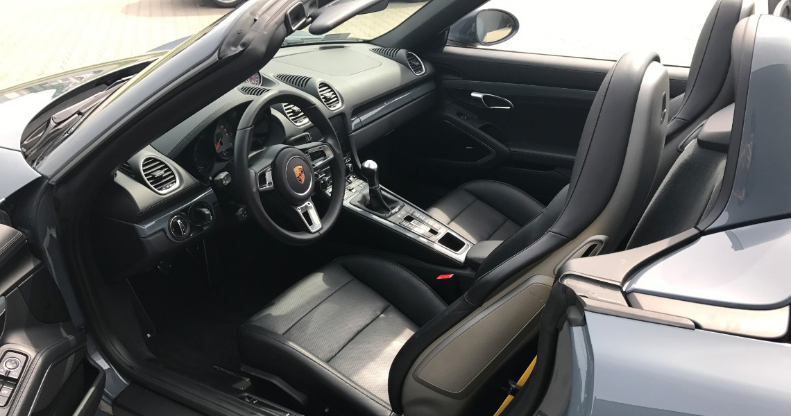Porsche Boxster S #9