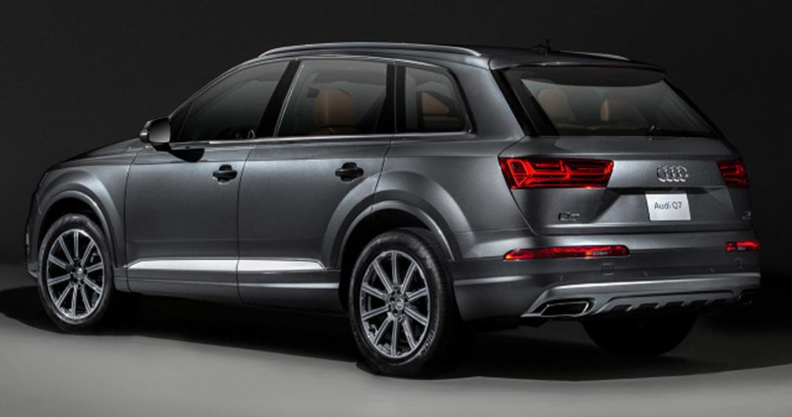 Audi Q7 II S-Line Warszawa #3