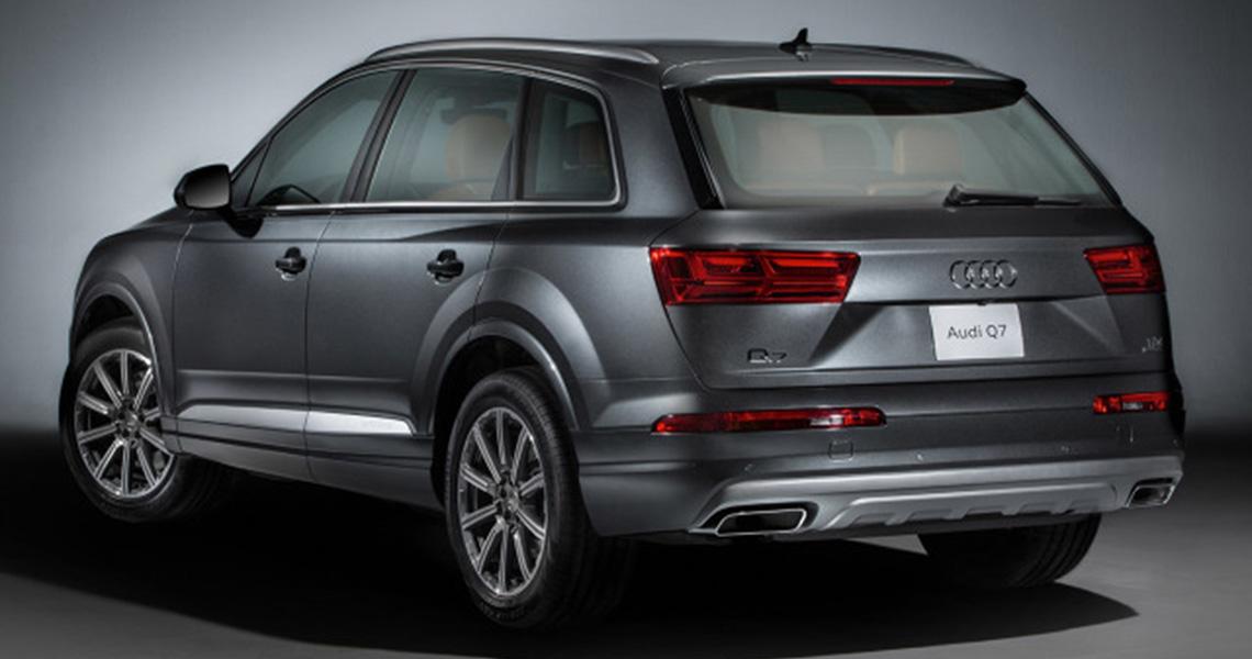 Audi Q7 II S-Line Warszawa #4