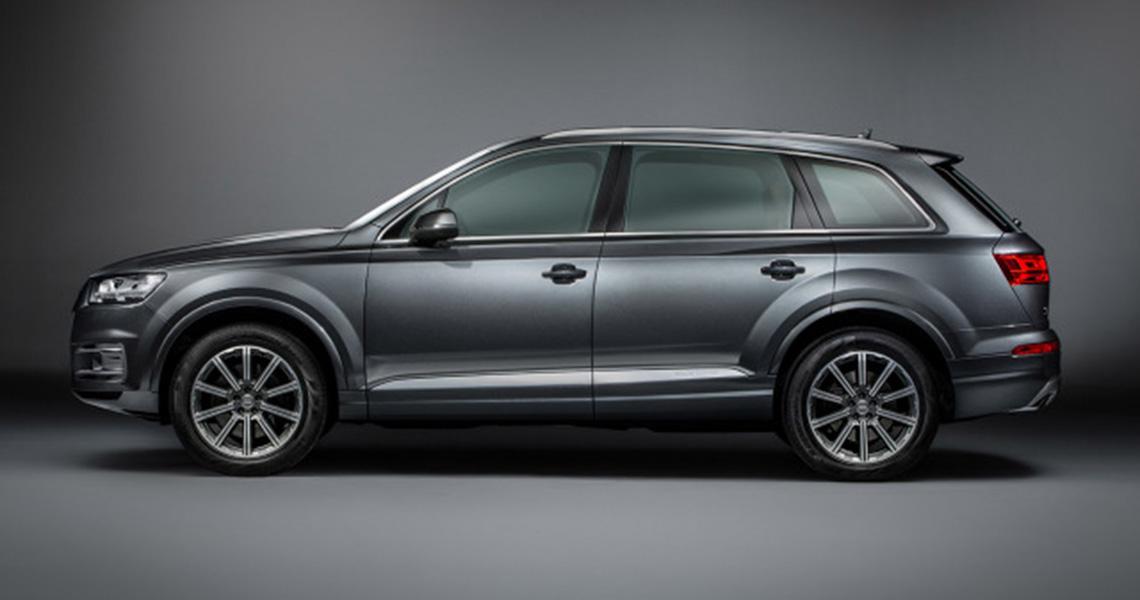 Audi Q7 II S-Line Warszawa #5