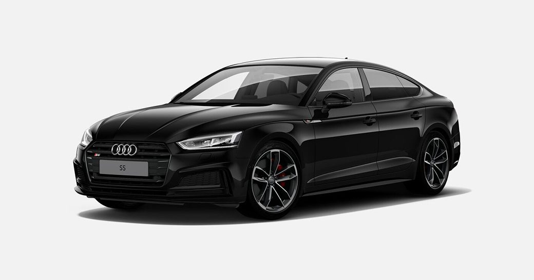 Audi S5 Warszawa #1