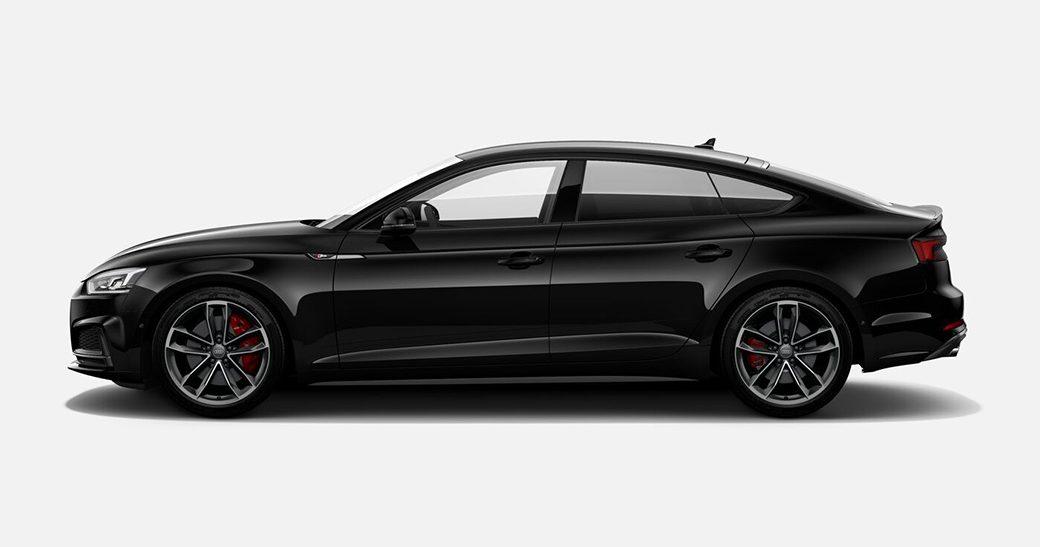 Audi S5 Warszawa #2