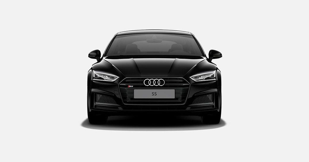 Audi S5 Warszawa #3