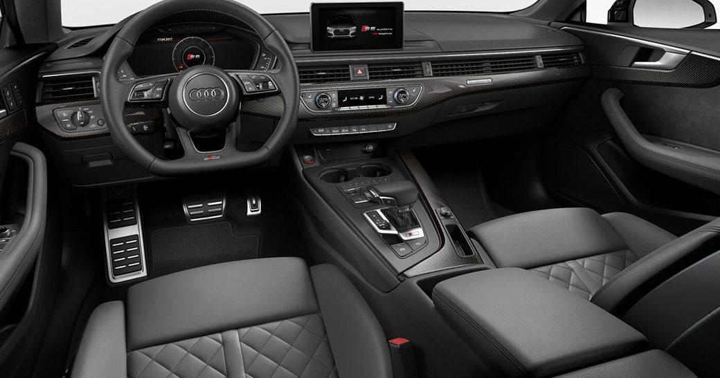 Audi S5 Warszawa #8