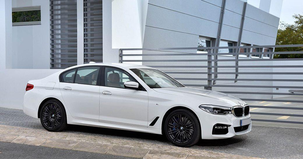 Wynajem BMW 520 Warszawa #1