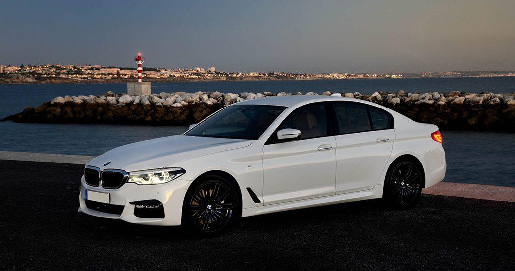 Wynajem BMW 520 Warszawa #10