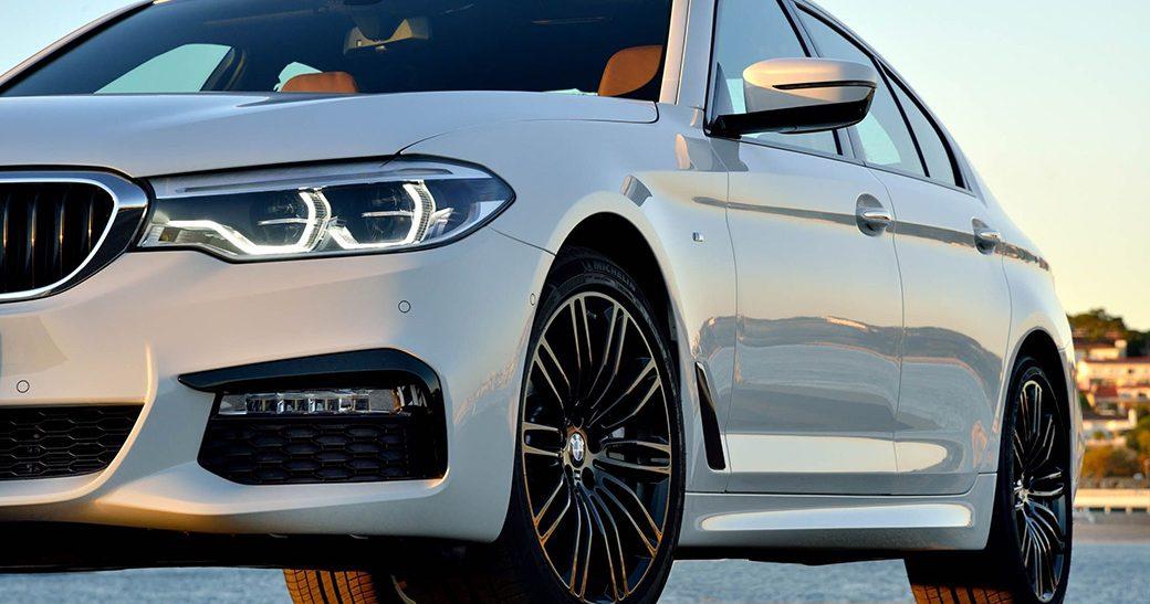 Wynajem BMW 520 Warszawa #12