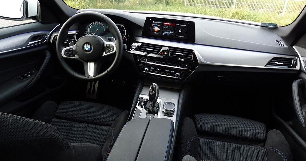 Wynajem BMW 520 Warszawa #15