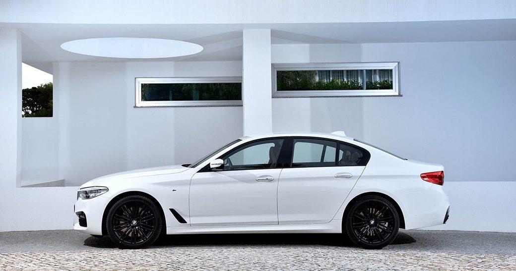 Wynajem BMW 520 Warszawa #2
