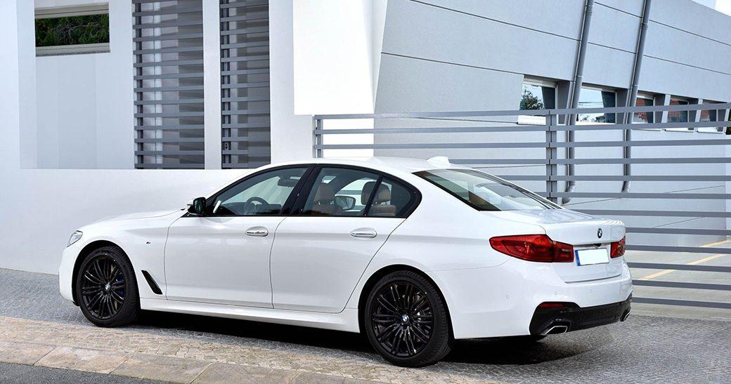 Wynajem BMW 520 Warszawa #3