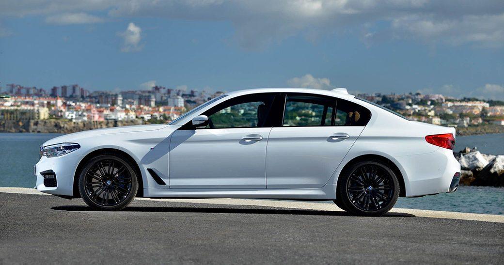 Wynajem BMW 520 Warszawa #5