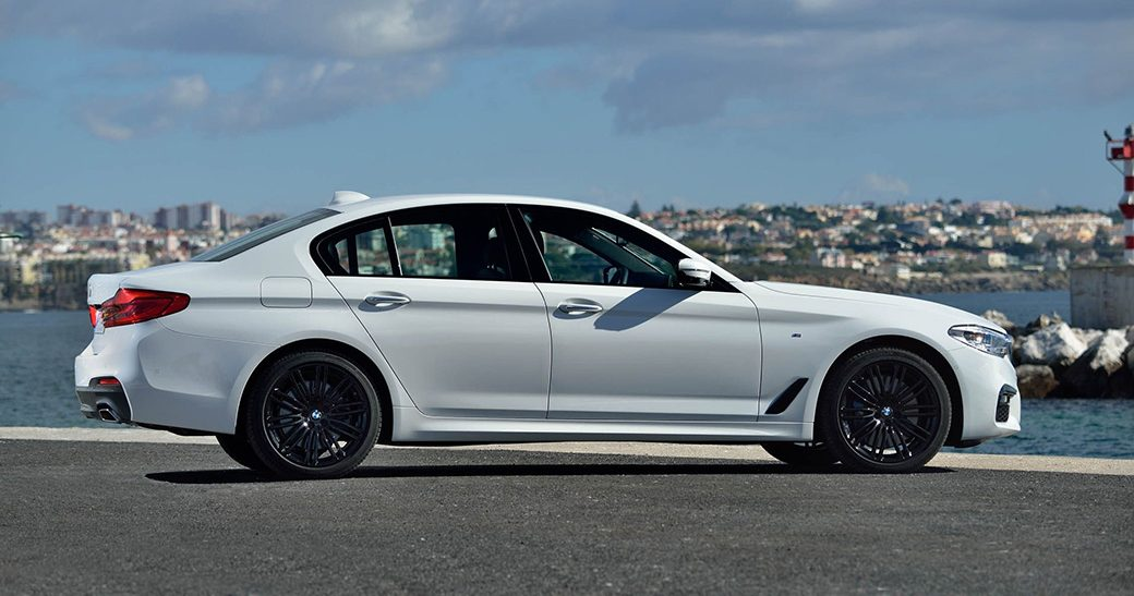 Wynajem BMW 520 Warszawa #6