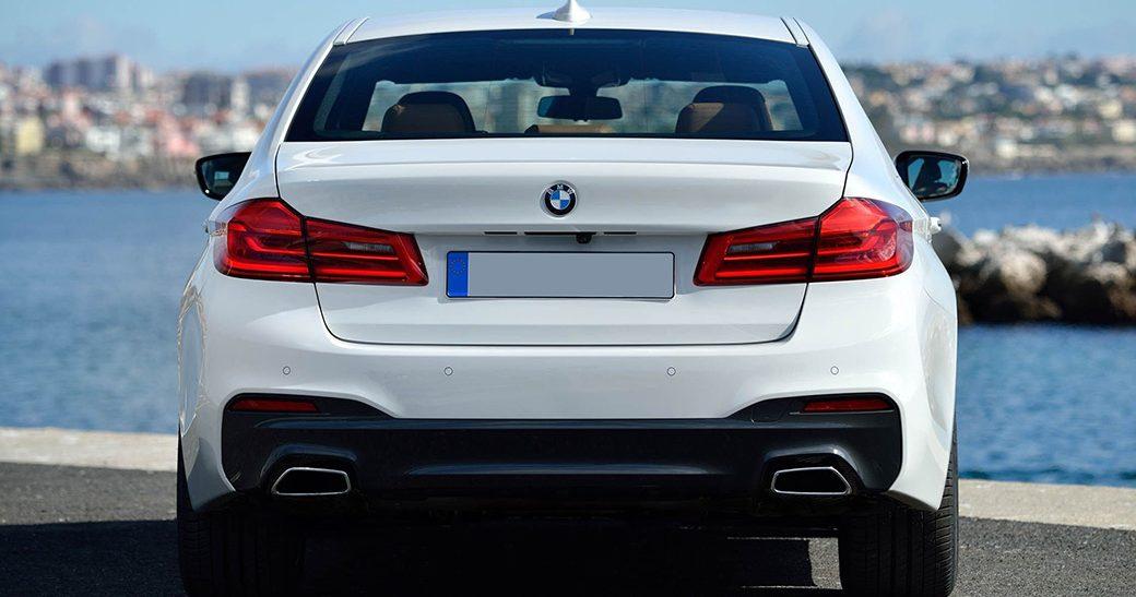 Wynajem BMW 520 Warszawa #7
