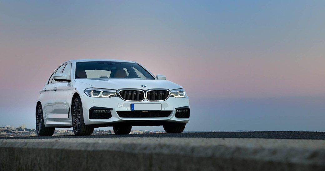 Wynajem BMW 520 Warszawa #8