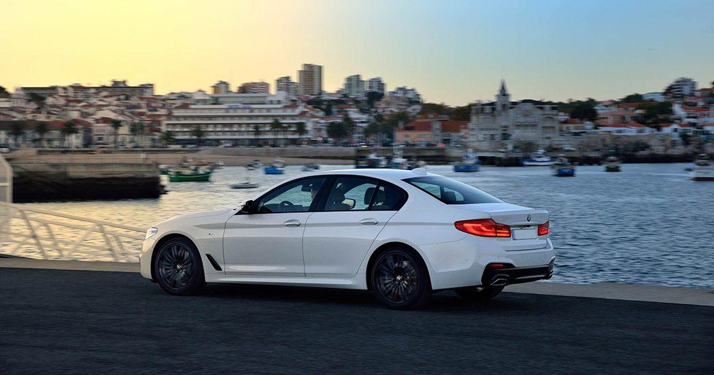 Wynajem BMW 520 Warszawa #9