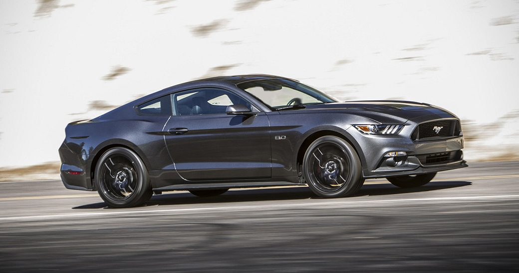 Ford Mustang GT #1