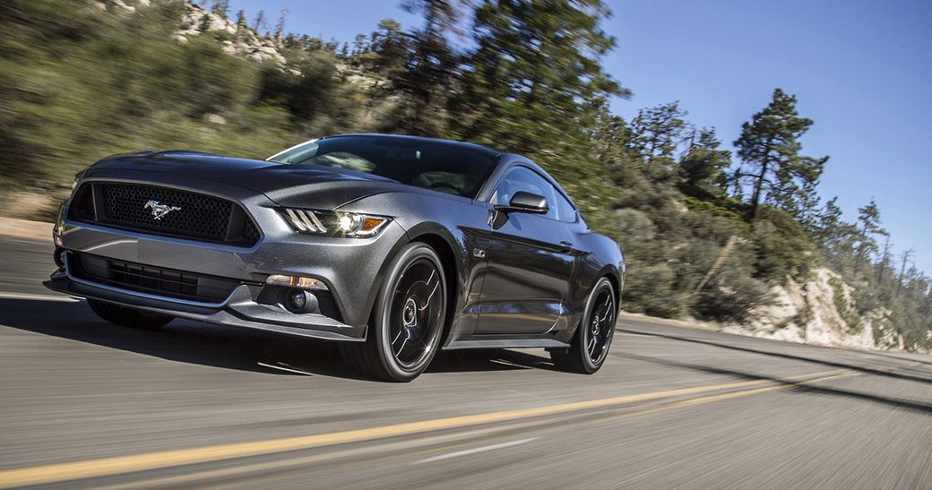Ford Mustang GT #2