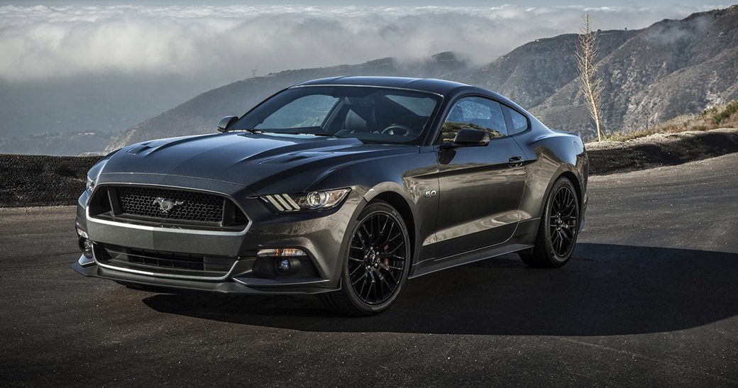 Ford Mustang GT #3