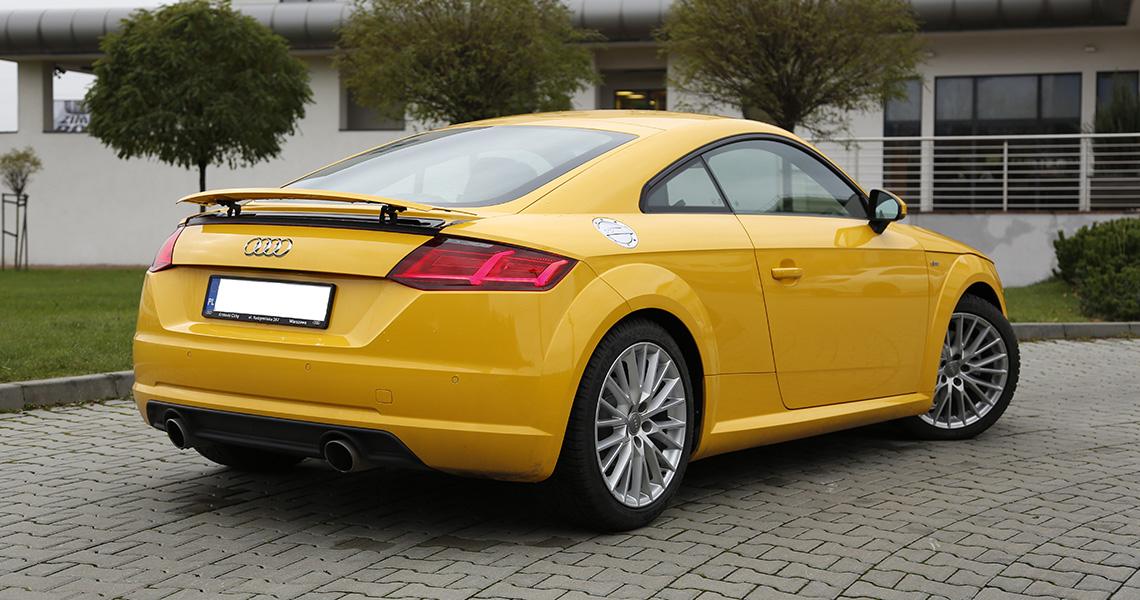 Audi TT Warszawa #2