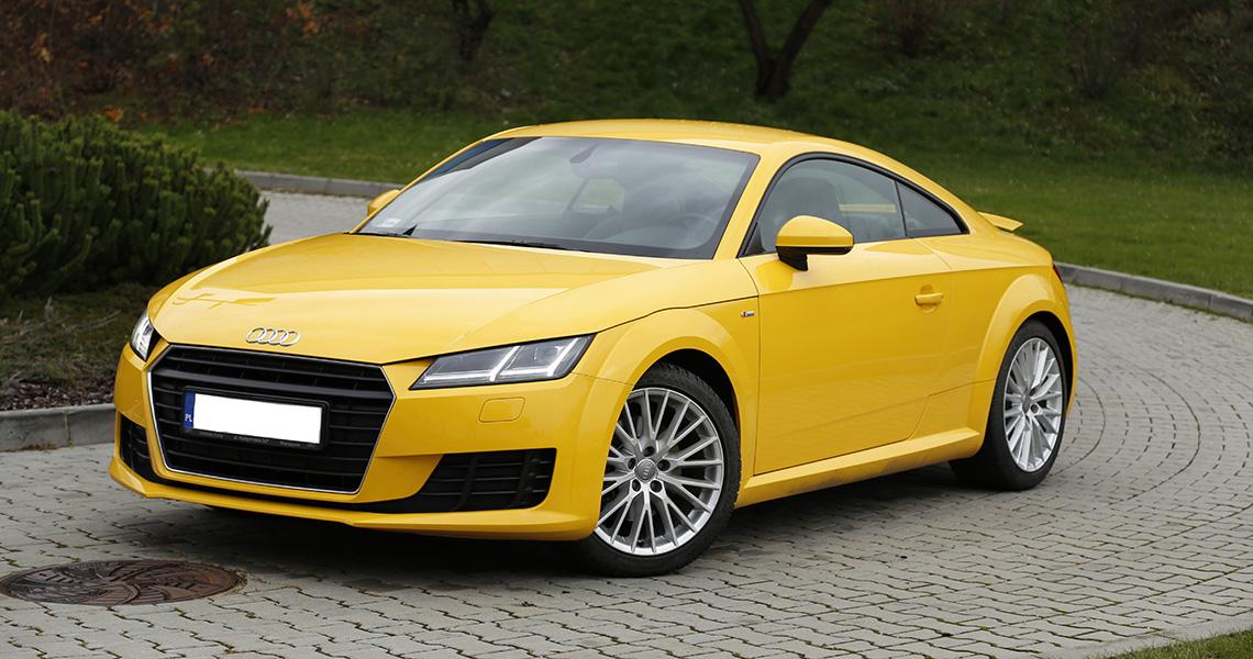 Audi TT Warszawa #3