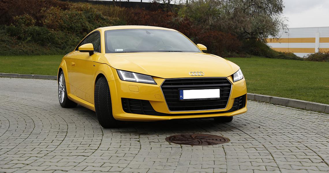 Audi TT Warszawa #4