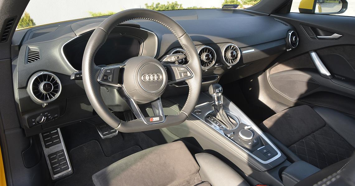 Audi TT Warszawa #5