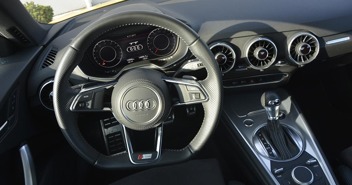 Audi TT Warszawa #7