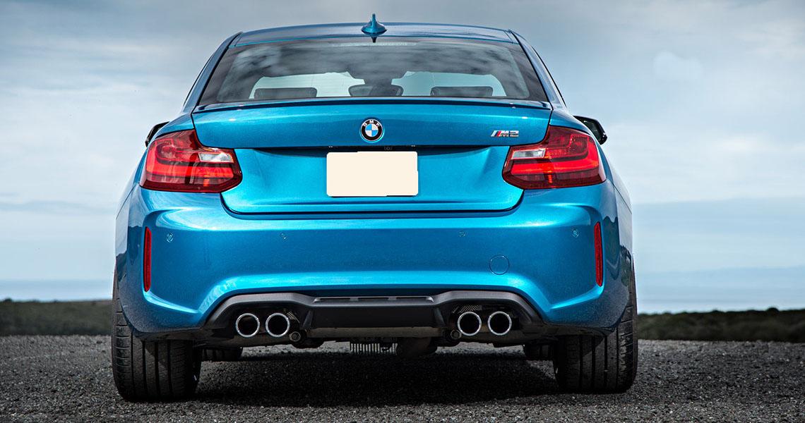 BMW M2 Warszawa #5