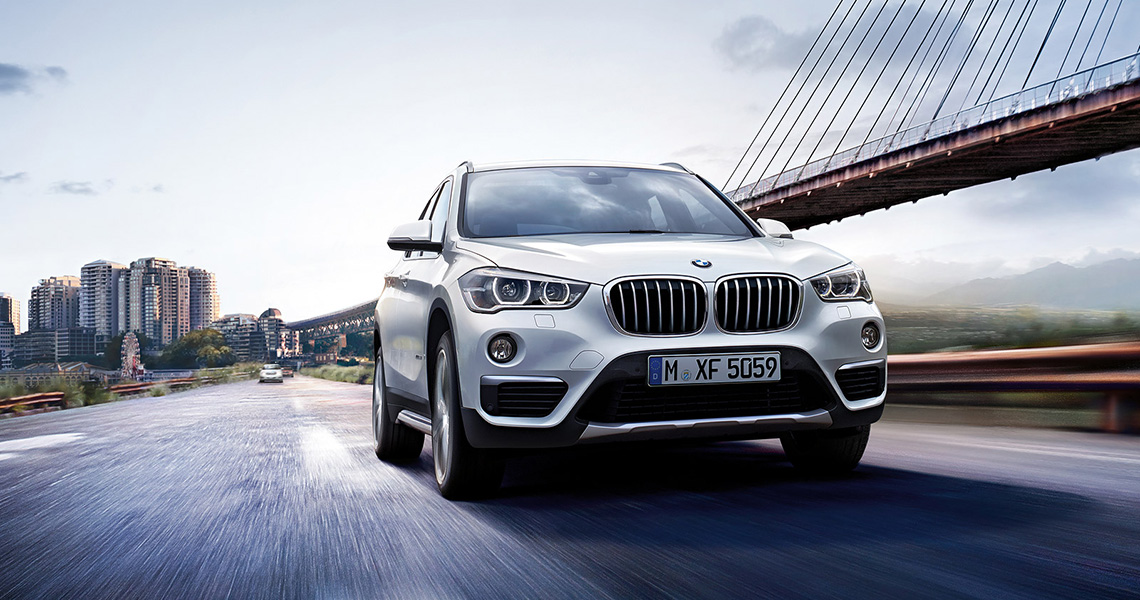BMW X1 Warszawa #1