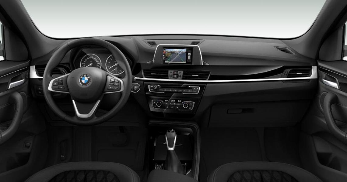 BMW X1 Warszawa #9