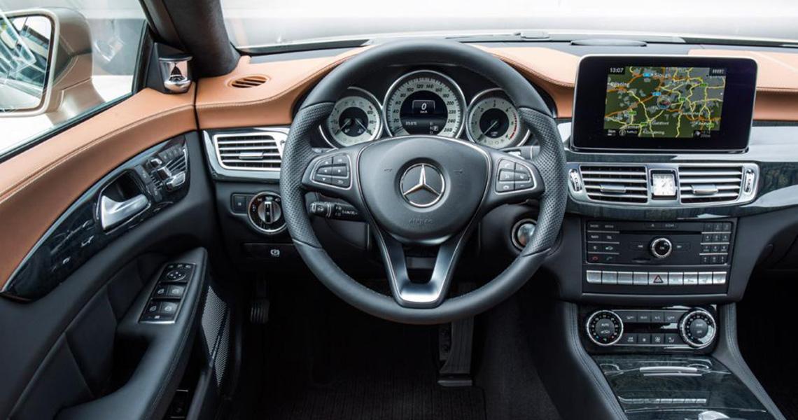 Mercedes Benz CLS Warszawa #5