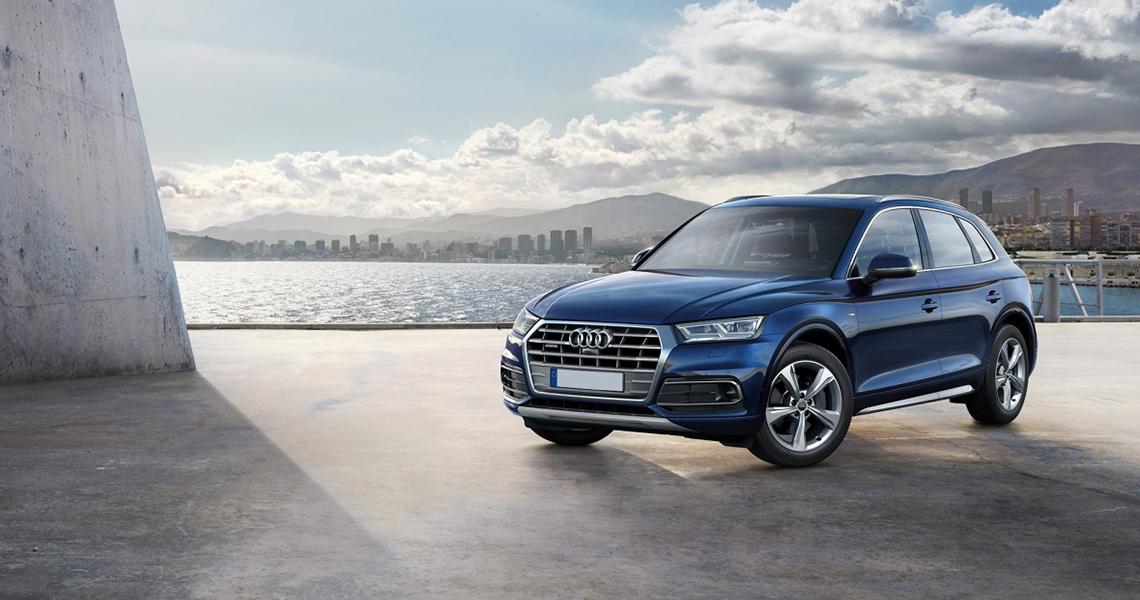 Wynajem Audi Q5 Warszawa #1