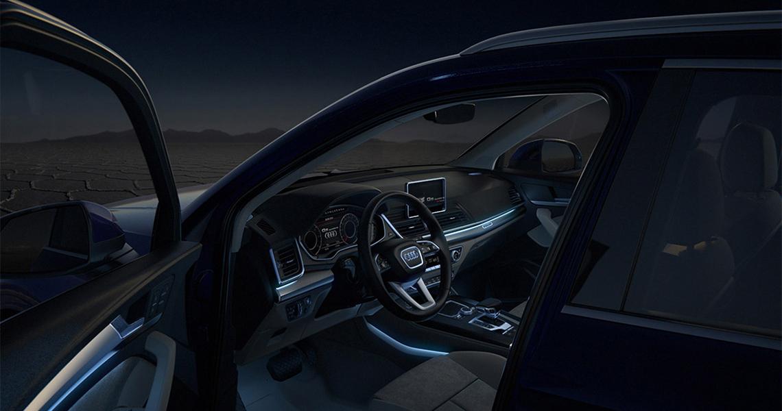 Wynajem Audi Q5 Warszawa #11