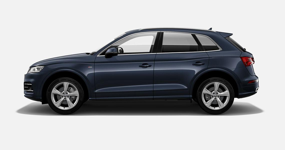 Wynajem Audi Q5 Warszawa #4