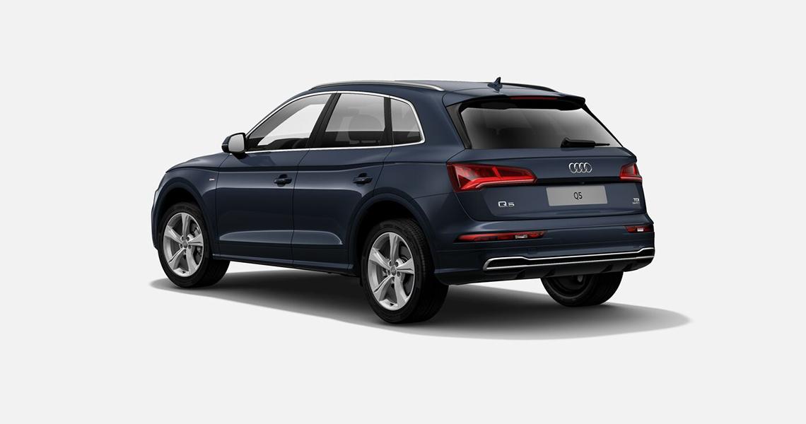 Wynajem Audi Q5 Warszawa #5