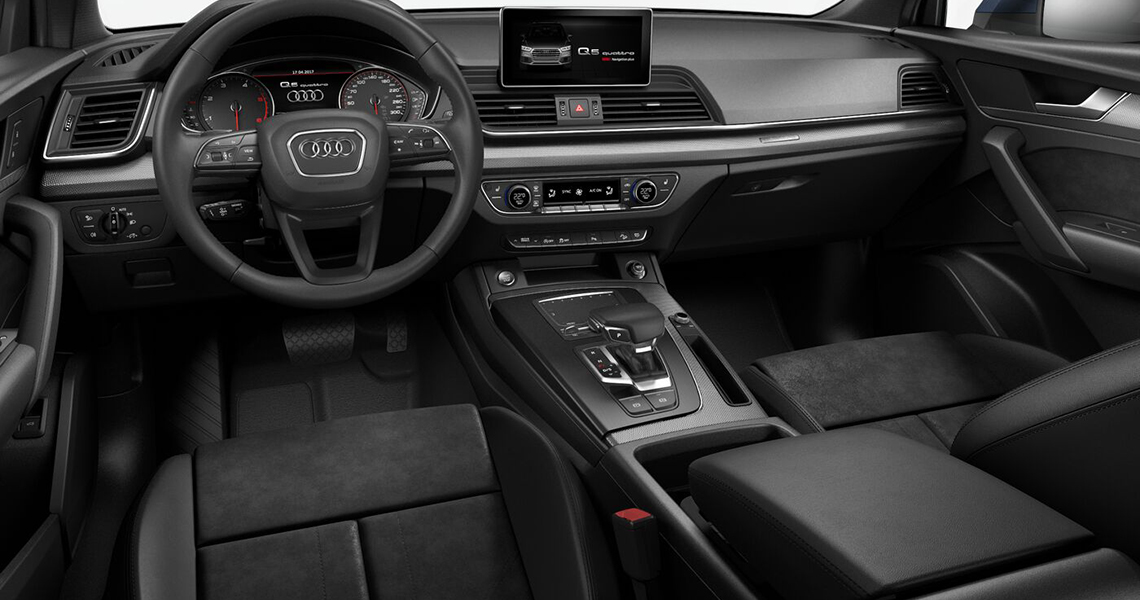 Wynajem Audi Q5 Warszawa #8