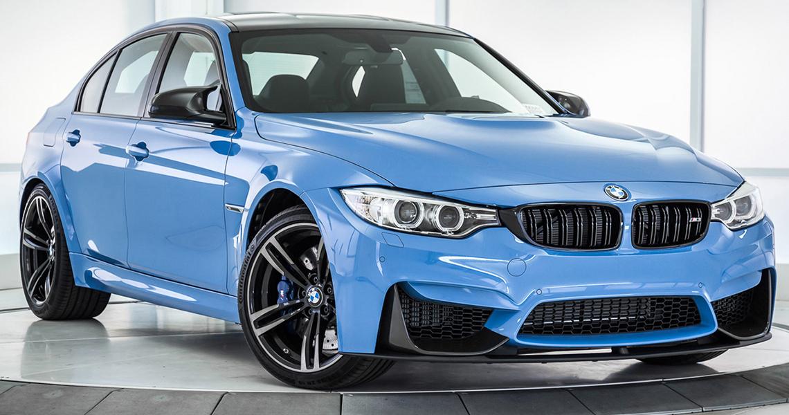 Wynajem BMW M3 Warszawa #1