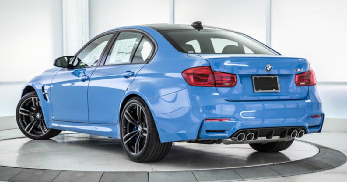 Wynajem BMW M3 Warszawa #2