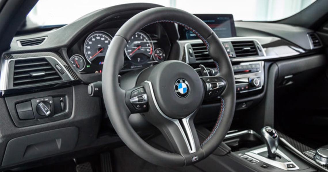 Wynajem BMW M3 Warszawa #5