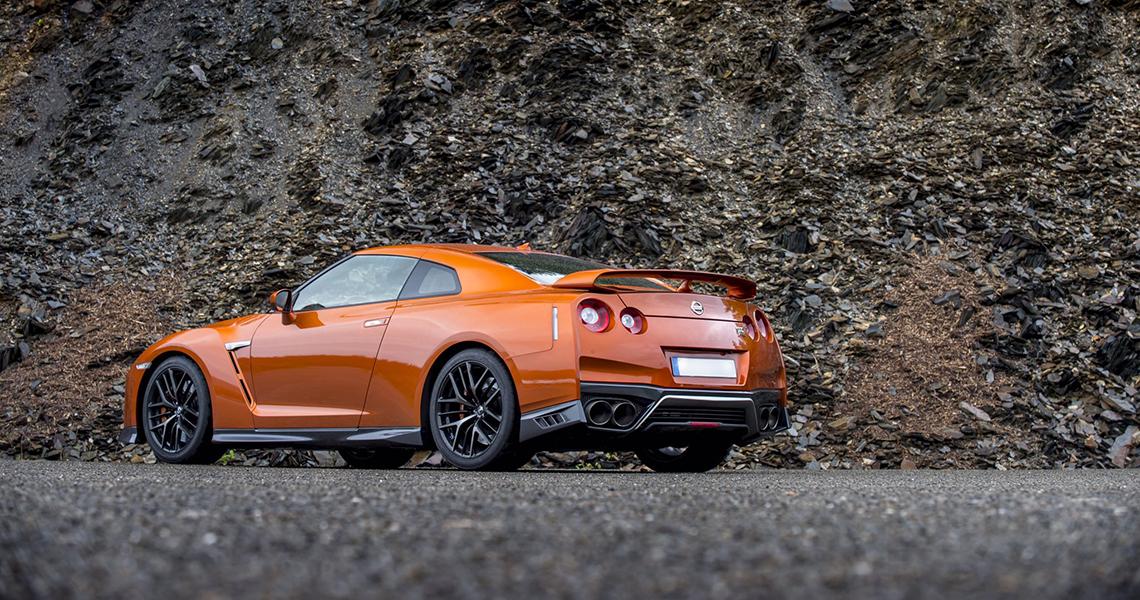 Wynajem Nissan GT-R BLACK EDITION Warszawa #4