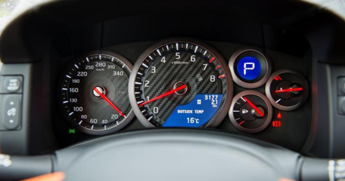 Wynajem Nissan GT-R BLACK EDITION Warszawa #9