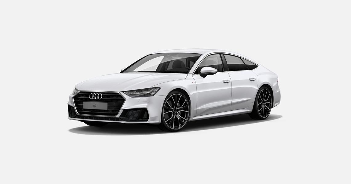 Wynajem Audi A7 S-Line Warszawa #1