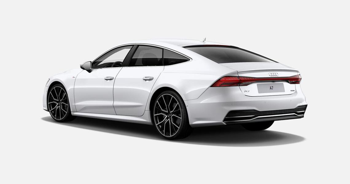 Wynajem Audi A7 S-Line Warszawa #2