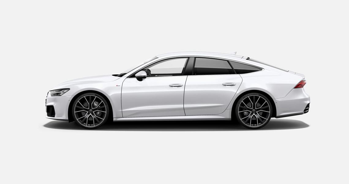 Wynajem Audi A7 S-Line Warszawa #3